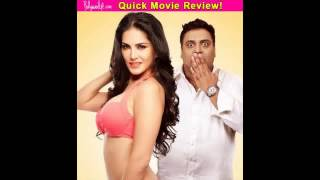 Kuch Kuch Locha Hai quick movie review   Sunny Leone's sex comedy is insufferable so far !