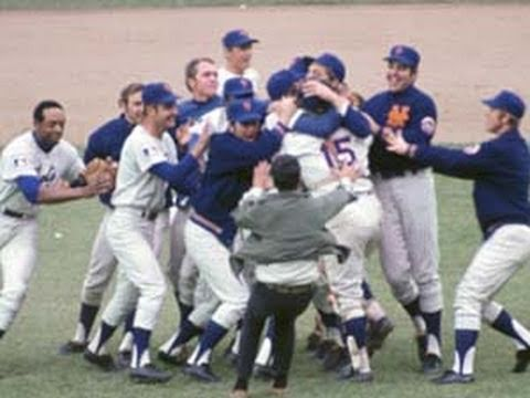 1969 World Series, Game 5: Orioles @ Mets