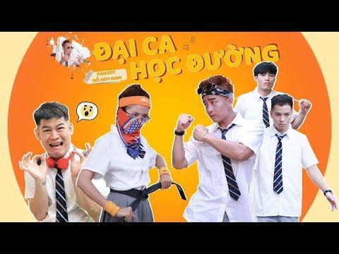 [ Nhạc Chế ] ĐẠI CA HỌC ĐƯỜNG - ĐỖ DUY NAM - LONG CHUN - THÁI DƯƠNG   Parody Official