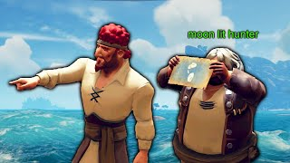 Failing Horribly in Sea of Thieves
