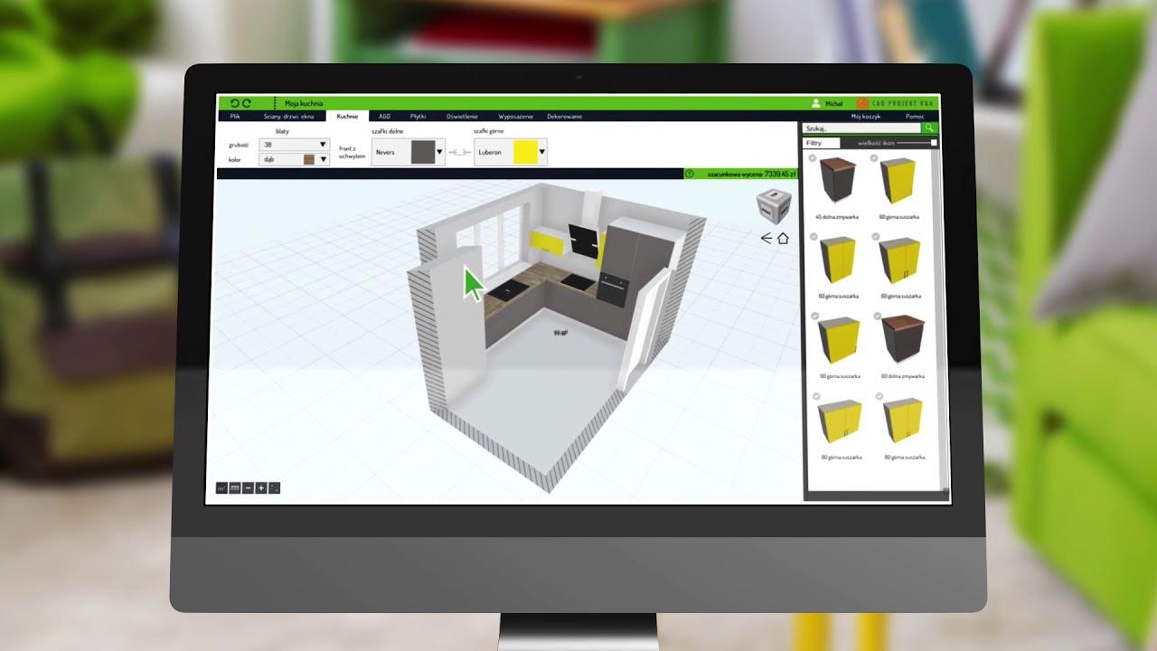 Darmowy Planer 3d Do Projektowania Kuchni
