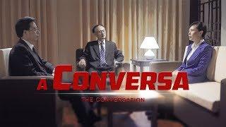 """Melhor filme gospel dublado """"A Conversa"""" Revelou a verdade sobre a perseguição do PCCh aos cristãos"""
