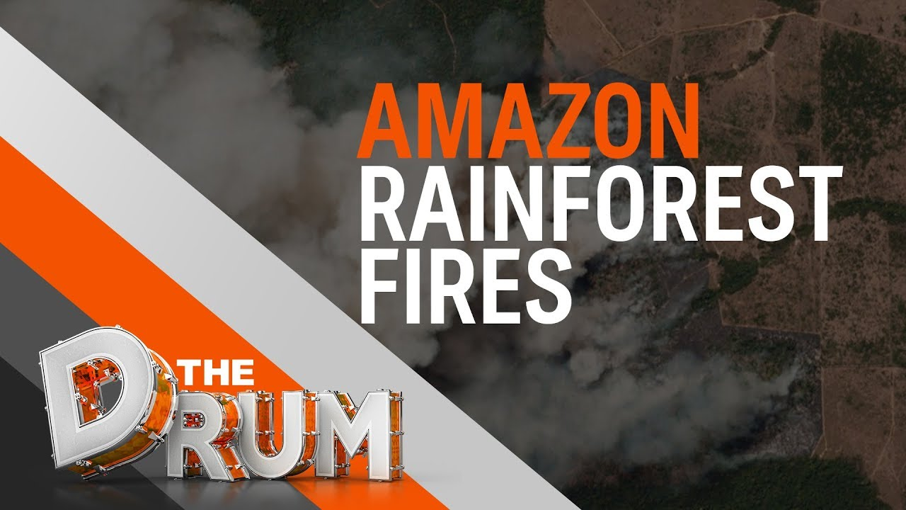 6132376c1af7c Amazon wildfires an international crisis | The Drum