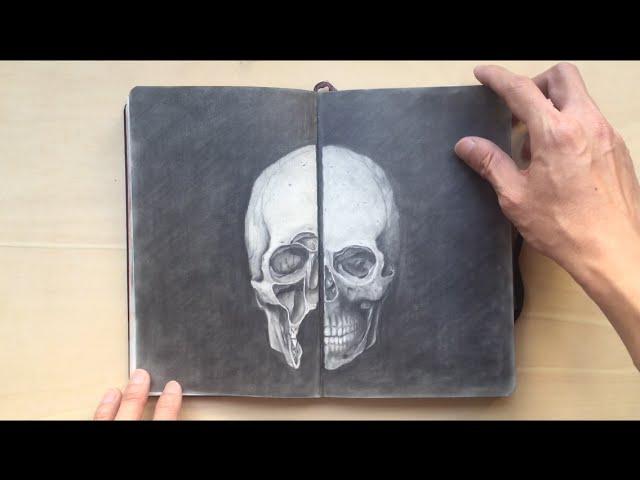 Fuquan Junze's Moleskine Sketchbook I