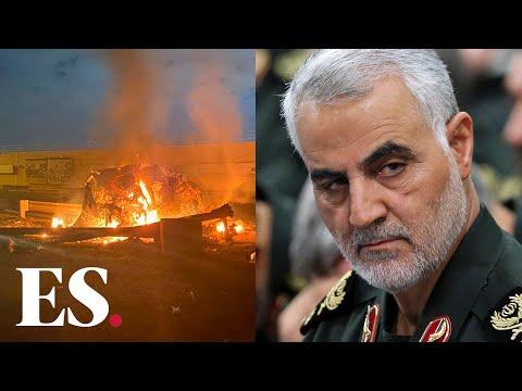 Iran vows retaliation after US kills top general, Qassem Soleimani, in Iraq at Donald Trump order