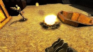 Quake 3 Arena 2015 Graphics Gameplay 1080p+60fps+5.1 Surround Audio (ioquake3)