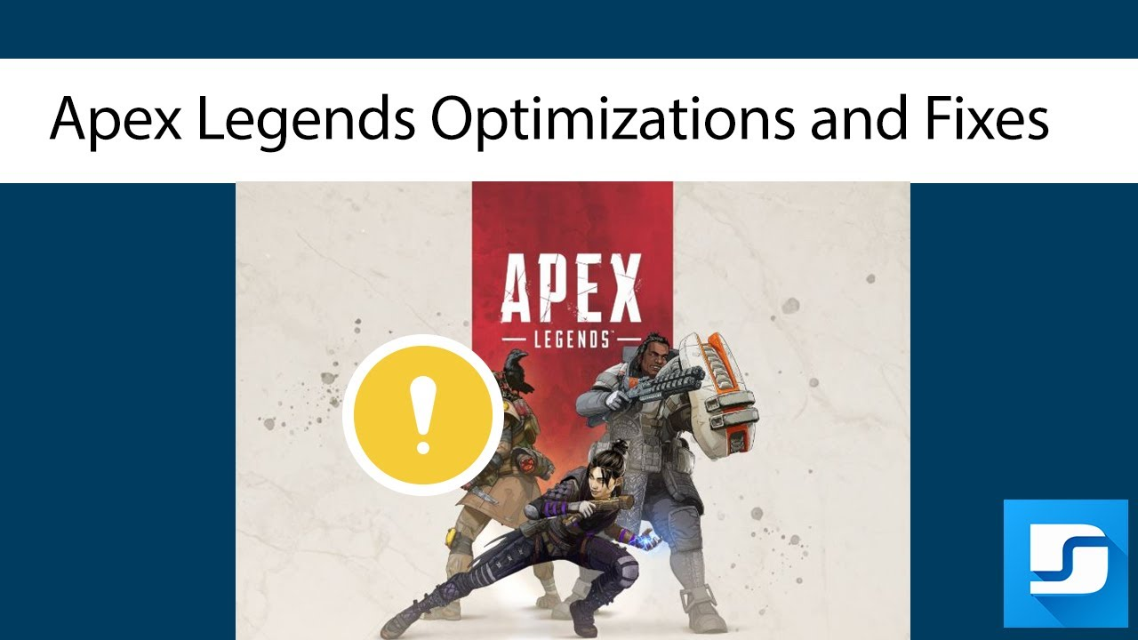 Optimize and Play Apex Legends | Driver Support