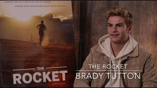 The Rocket BTS Interview with Brady Tutton