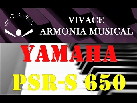 HOW TO INSTALL SAMPLES ON A YAMAHA PSR-S650