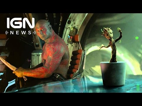 Guardians of the Galaxy Vol. 2: Vin Diesel on 'Goofy, Adorable' Baby Groot - IGN News