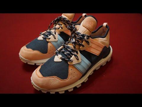 Kith x Adidas Terrex EEA Trail Response Boost Review