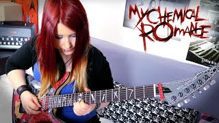 MY CHEMICAL ROMANCE - I'm Not Okay (I Promise) [GUITAR COVER] with SOLO | Jassy J