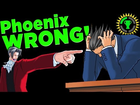 Game Theory: Phoenix Wright is a CRIMINAL (Ace Attorney)