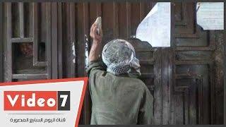 بالفيديو.. مواطن يدق باب الشكاوى لمجلس الوزارء بـ