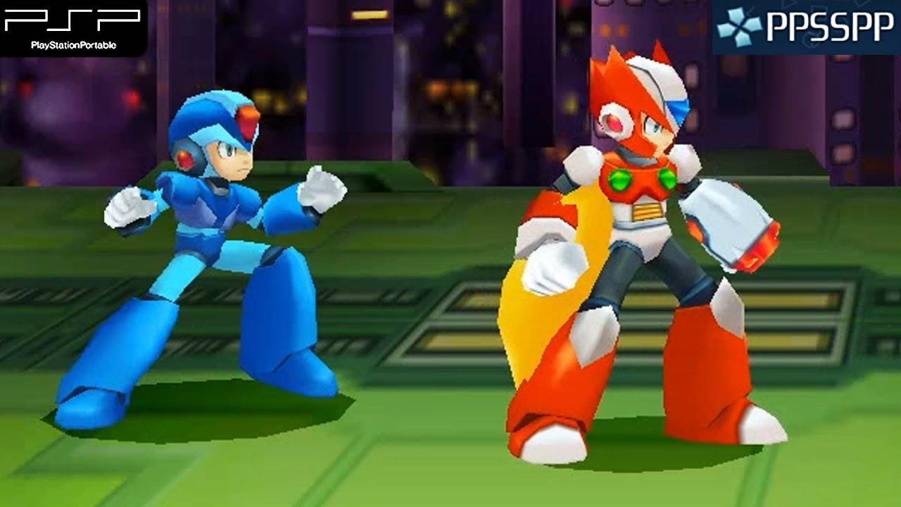 Mega Man Mavirick Hunter X 17