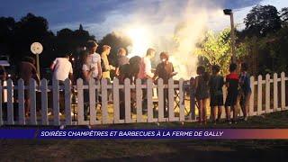 Yvelines | Des soirées champêtres et barbecues à la ferme de Gally