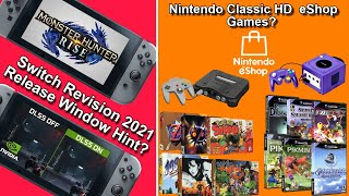 Nintendo Direct Hint aт Switch Pro for 2021 & Could We See HD N64/GCN Games on eShop? ft. Jeff Grubb