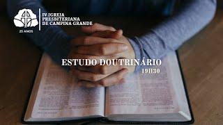 A segunda vinda de Cristo Ap 19: 11-21 27/05/2021