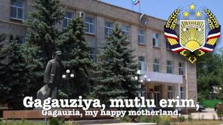 "National anthem of Gagauzia (Full Rare Vocal): ""Gagauziya milli marşı"" (Tarafym)"