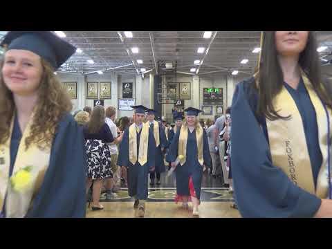 Foxborough High School Graduation 2019