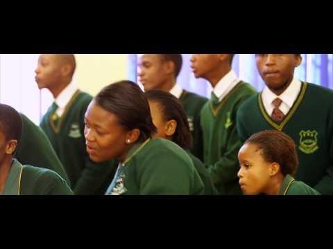 UNICEF South Africa: A Capella choir