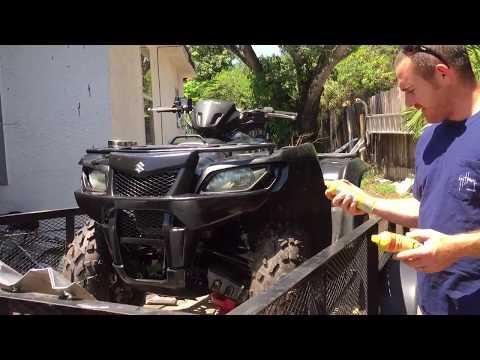 Atv UTV NONSTICK spray to keep mud off?