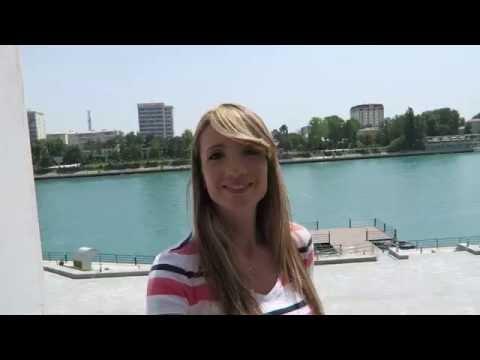 "Relaxing weekend in Mingachevir (Azerbaijan) ""Spa, pool & boat tour""   Travel Vlog   Montse Baughan"