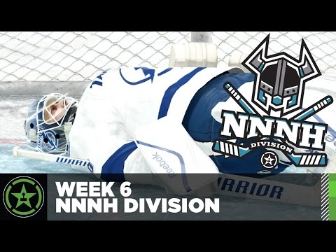 2016 Achievement Hunter Hockey League: Norther Nor North Havermeyer Division Week 6