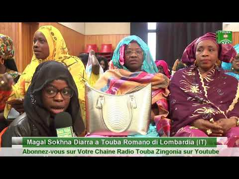 Magal Sokhna Diarra 2eme Edition a Touba Romano Di Lombardia ( IT )
