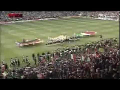 ITALY 0:0 GERMANY EURO 1996