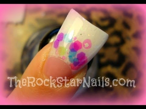 Easter Design 2014 Acrylic Nails Youtube