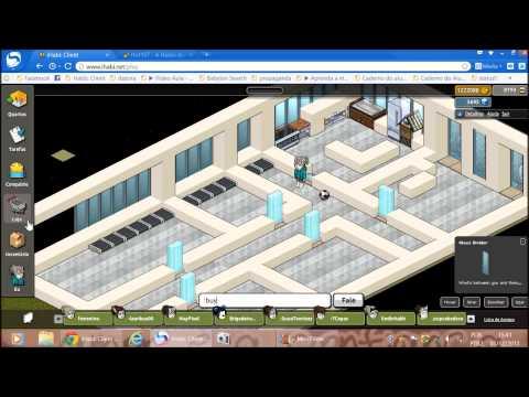 Construir una casa habbo doovi for Como hacer una casa en habbo