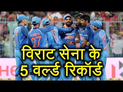 India vs South Africa 3rd ODI:  India create 5 Records for the first time | वनइंडिया हिंदी