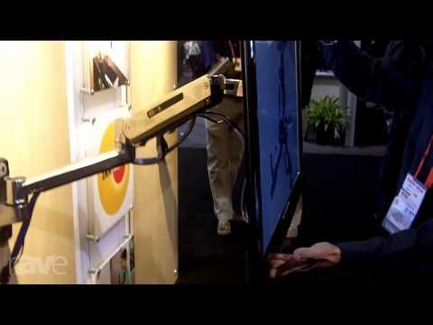 CEDIA 2013: OmniMount Details PLAY25X Display Mount Arm