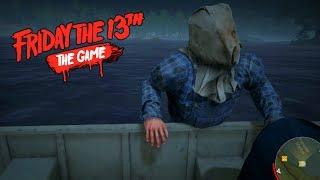 50% DE MORIR!! FRIDAY 13th: THE GAME con FARGAN