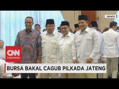 Gerindra Usung Sudirman Said Jadi Gubernur Jateng