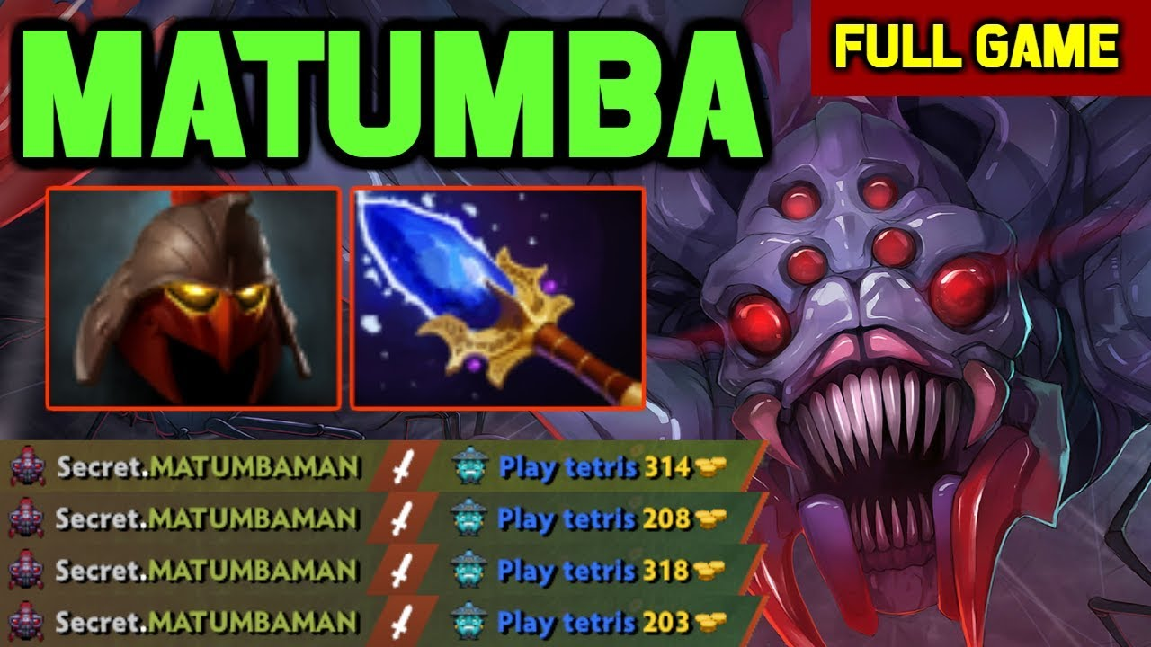 Matumbaman Mid Broodmother Practice – 20 minute GG