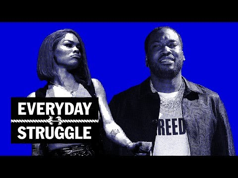 Meek Mill Debuts 'Stay Woke' at BET Awards, Teyana Taylor, Drake Double LP?  | Everyday Struggle