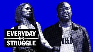 Meek Mill Debuts 'Stay Woke' at BET Awards, Teyana Taylor, Drake Double LP?  | Everyday Struggle