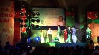 Con tin Chúa ơi - Đại hội di dân gx Bà Trà 2015