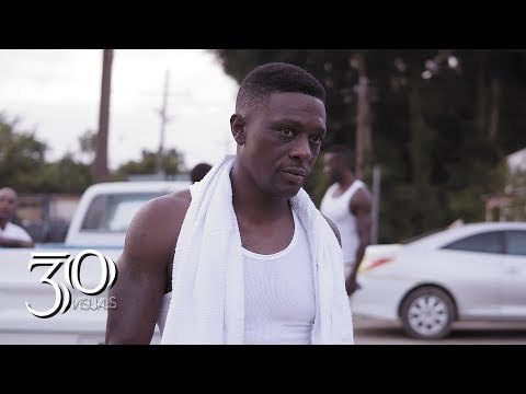 Lil Boosie Vlog | Man Catches On Fire !! (ThirtyVisuals Exclusive)