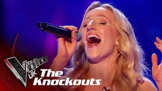 Sarah Tucker's 'Edge of Glory' | The Knockouts | The Voice UK 2019