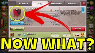 Clash Of Clans | LVL 10 CLAN! Now what.....? FUTURE OF PERKS/CLAN WARS