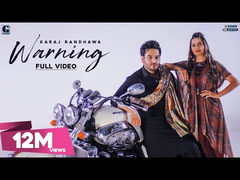 Warning : Karaj Randhawa & Gurlez Akhtar (Official Video) Punjabi Songs | GK DIGITAL | Geet MP3
