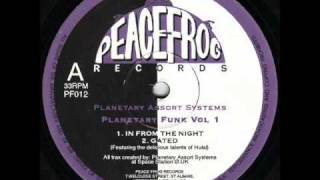 Planetary Assault Systems - Gated