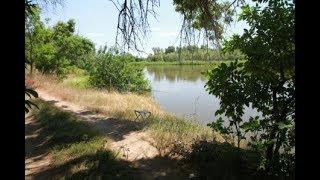 Отпуск, проведенный нами на реке Ашулук недалеко от Харабалей.