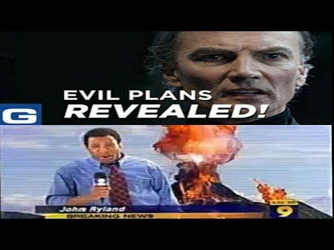 Illuminati GEICO Commercial Predicts Hawaii's Kilauea Volcano Eruption!!!