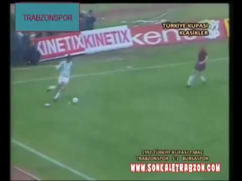 Tarihi Maç Trabzonspor 5