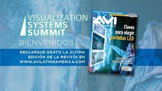 Visualization Systems Summit - Bienvenida