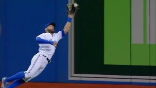 Autocatch Superman: Every Great Kevin Pillar Catch from 2015